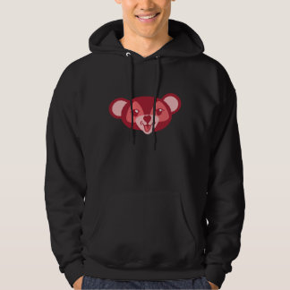 Happy Liittle LoverBear Hooded Pullovers