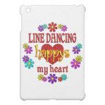 Happy Line Dancing iPad Mini Cover