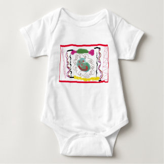Happy Lion baby shirt