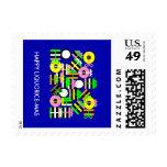 HAPPY Liquorice-MAS Postage Stamp
