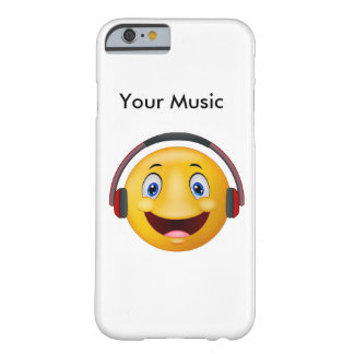 Happy listening music barely there iPhone 6 case