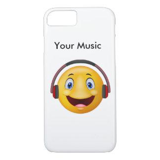 Happy listening music iPhone 8/7 case