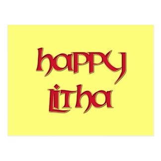 Happy Litha Postcard