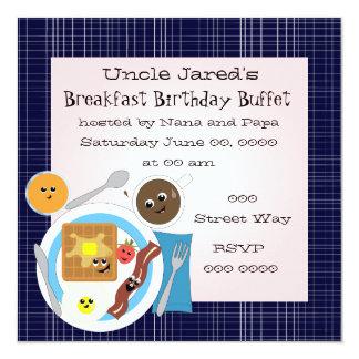 Happy Little Breakfast Card