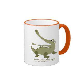 Happy Little Crocodile Mug
