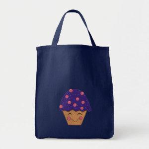 Happy Little Cupcake tote bag bag