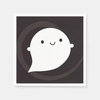 Happy Little Ghost Napkin