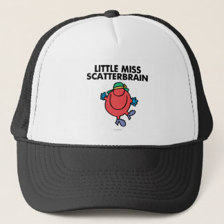 Happy Little Miss Scatterbrain Trucker Hat
