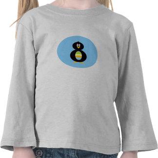 Happy Little Penguin Toddler Long Sleeve T-shirt