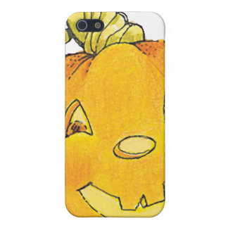 Happy Little Pumpkin Covers For iPhone 5