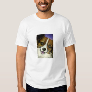 Happy little puppy tee shirts