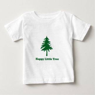 Happy Little Tree Baby T-Shirt