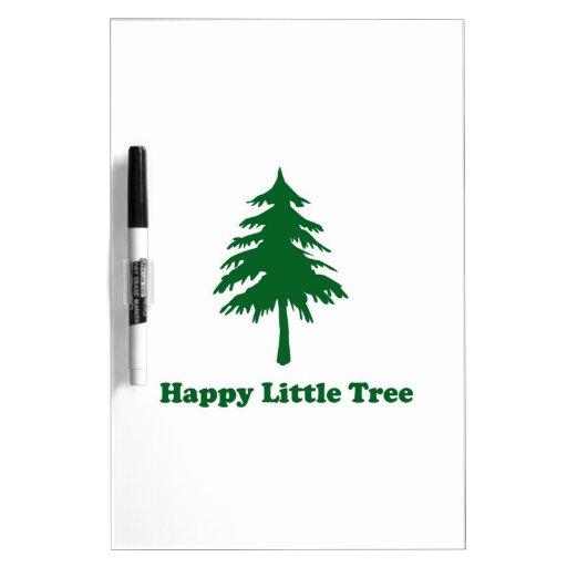Happy Little Tree Dry-Erase Board