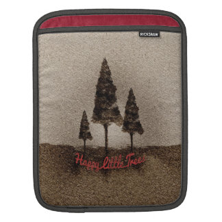 Happy Little Trees Sleeve For iPads