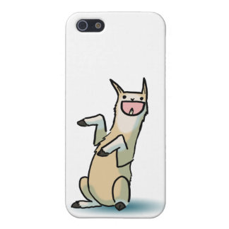 Happy Llama iPhone SE/5/5s Cover