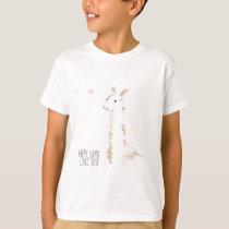 Happy Llama Loves You T-Shirt