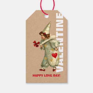 Happy Valentines Day Gift Tags Zazzle
