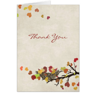 Happy Love - Thank You Card