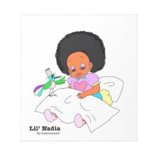 Happy&Lovely Lil'l Nadia Blocs