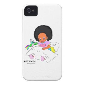 Happy&Lovely Lil'l Nadia Funda Para iPhone 4