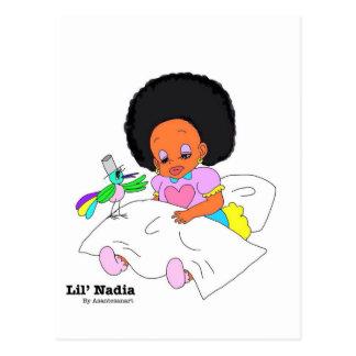 Happy&Lovely Lil'l Nadia Tarjetas Postales