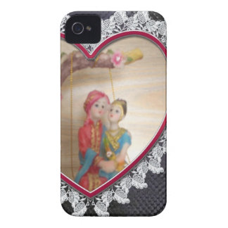 Happy Lovers day iPhone 4 Cover