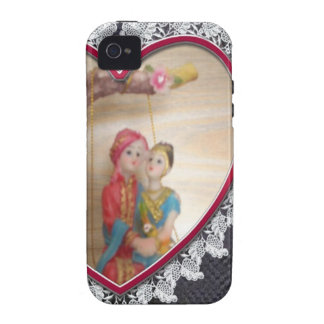 Happy Lovers day Vibe iPhone 4 Case