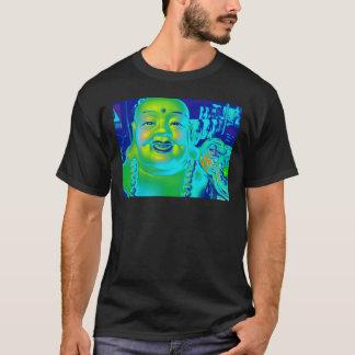 """Happy Lucky Buddha"" T-Shirt"