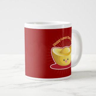 Happy Lunar New Year! Giant Coffee Mug