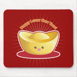 Happy Lunar New Year! Mouse Pad
