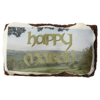 Happy Mabon Brownies for Pagan Circles