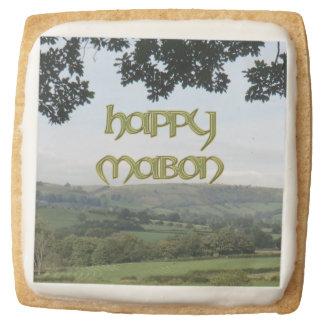 Happy Mabon Party Shortbread Cookies