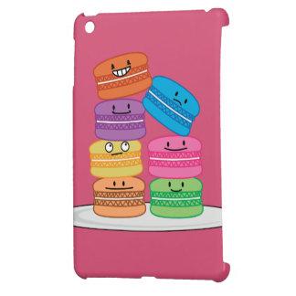 Happy Macarons iPad Mini Covers
