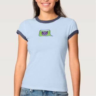 Happy Mad Purple Devil emoji T-Shirt