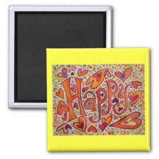 Happy Magnet