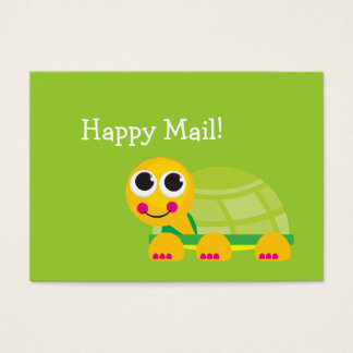 Happy Mail by Creating My Best Life! Business Card