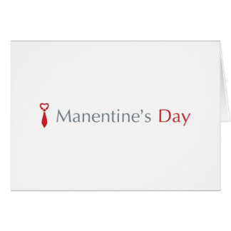 Happy Manentine's Day - Love You 365 Days A Year! Card
