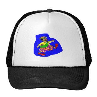 Happy Marching Clown Hat