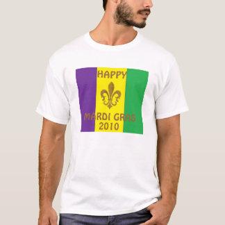 HAPPY MARDI GRAS 2010 T-Shirt