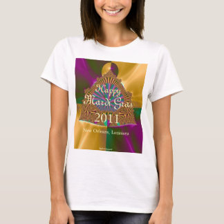 Happy Mardi Gras 2011 (2) T-Shirt
