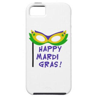 HAPPY MARDI GRAS iPhone 5 CASES