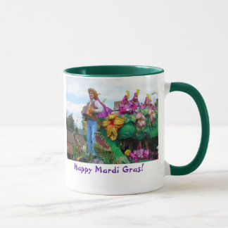 Happy Mardi Gras! mug