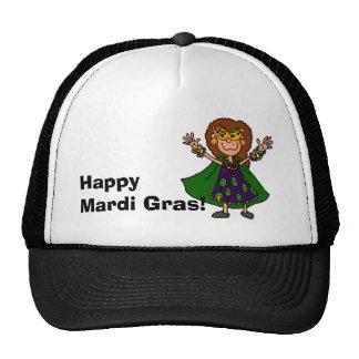 Happy Mardi Gras! Trucker Hat