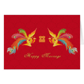 Happy Marriage Greeting Card