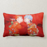Happy Married Couple American MoJo Pillows