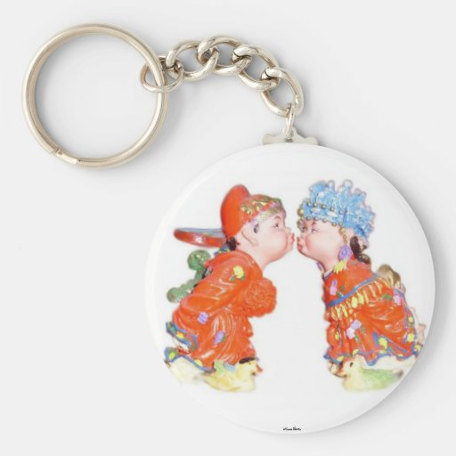 Happy Married Couple Keychain