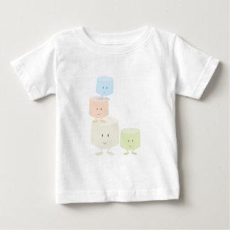 Happy marshmallows baby T-Shirt