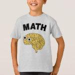 Happy Math Brain T-Shirt