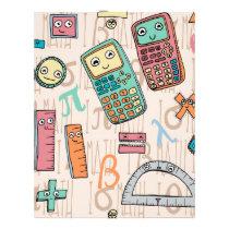 Happy Math Letterhead