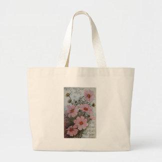 Happy May Your BIrthday Be Jumbo Tote Bag